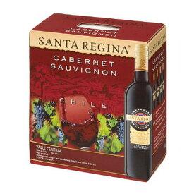 サンタ・レジーナ カベルネ・ソーヴィニヨン 3000ml※4本まで1個口で発送可能※お届けするワインのヴィンテージが画像と異なる場合がございます。※ヴィンテージについては、ご注文前にお問い合わせ下さい。 お歳暮 御歳暮 ギフト