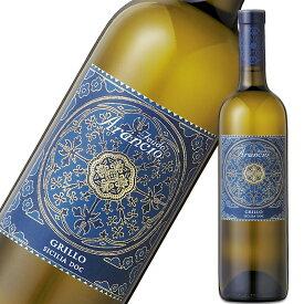 【25%オフ!】フェウド・アランチョ グリッロ 750ml※12本まで1個口で発送可能※お届けするワインのヴィンテージが画像と異なる場合がございます。※ヴィンテージについては、ご注文前にお問い合わせ下さい。