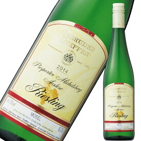 シュテッファン ピースポーター・ミヒェルスベルグ リースリング アウトレーゼ 750ml※12本まで1個口で発送可能※お届けするワインのヴィンテージが画像と異なる場合がございます。※ヴィンテージについては、ご注文前にお問い合わせ下さい。