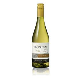 フロンテラ シャルドネ 750ml※12本まで1個口で発送可能※お届けするワインのヴィンテージが画像と異なる場合がございます。※ヴィンテージについては、ご注文前にお問い合わせ下さい。 お歳暮 御歳暮 ギフト