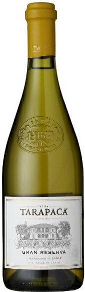タラパカ グランレゼルヴ シャルドネ750ml※お届けするワインのヴィンテージが画像と異なる場合がございます。※ヴィンテージについては、ご注文前にお問い合わせ下さい。
