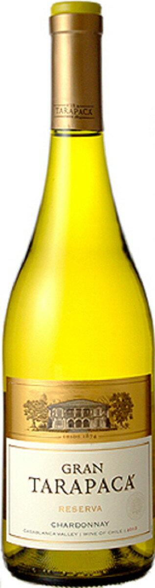 グラン タラパカ シャルドネ 750ml※12本まで1個口で発送可能※お届けするワインのヴィンテージが画像と異なる場合がございます。※ヴィンテージについては、ご注文前にお問い合わせ下さい。