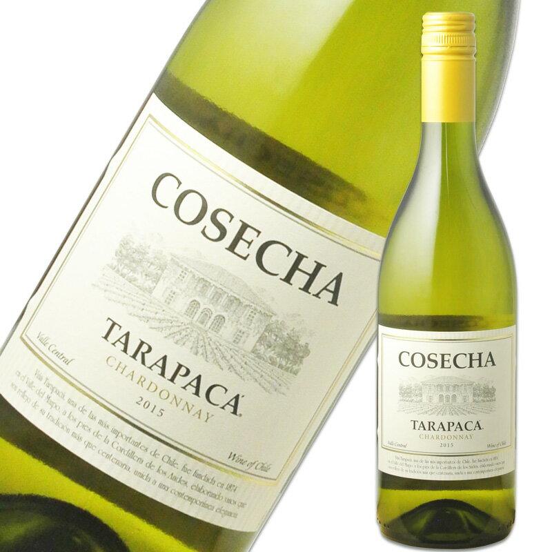 タラパカ コセチャ シャルドネ 750ml※12本まで1個口で発送可能※お届けするワインのヴィンテージが画像と異なる場合がございます。※ヴィンテージについては、ご注文前にお問い合わせ下さい。