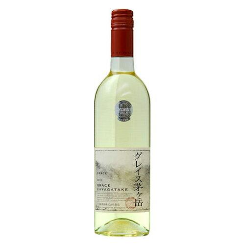 中央葡萄酒 グレイス 茅ヶ岳 白 [2016] 750ml※12本まで1個口で発送可能