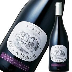 【27%オフ!】 ラ・フォルジュ シラー 750ml※12本まで1個口で発送可能※お届けするワインのヴィンテージが画像と異なる場合がございます。※ヴィンテージについては、ご注文前にお問い合わせ下さい。