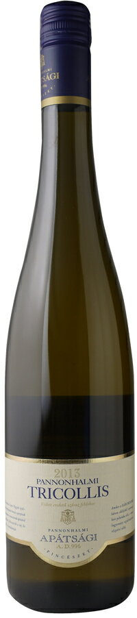 パンノンハルミ トリコリッシュ ホワイト750ml※お届けするワインのヴィンテージが画像と異なる場合がございます。※ヴィンテージについては、ご注文前にお問い合わせ下さい。