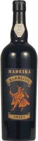 バーベイト マデイラ スイート 750ml※12本まで1個口で発送可能※お届けするワインのヴィンテージが画像と異なる場合がございます。※ヴィンテージについては、ご注文前にお問い合わせ下さい。 お歳暮 御歳暮 ギフト