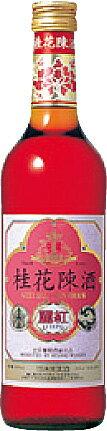 【在庫限りセール品】宝(タカラ)酒造 桂花陳酒 麗紅 500ml※セール品のため、実店舗との売り違いが発生した場合はご容赦下さい。