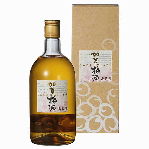 小堀酒造 萬歳楽 加賀梅酒 720ml