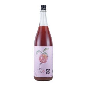 楯野川酒造 子宝 山形すもも 1800ml※6本まで1個口で発送可能 お歳暮 御歳暮 ギフト