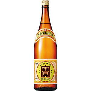 宝(タカラ)酒造 タカラ本みりん 1800ml※6本まで1個口で発送可能 父の日 お中元 ギフト