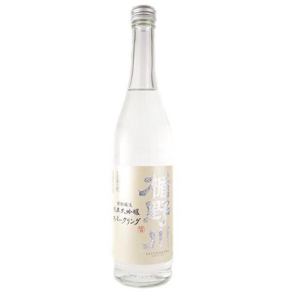 【クール便出荷】楯野川酒造 純米大吟醸 スパークリング 500ml※12本まで1個口で発送可能