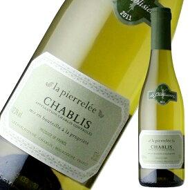 【29%オフ】シャブリジェンヌ シャブリ ラ・ピエレレ ハーフ 375ml※24本まで1個口で発送可能※お届けするワインのヴィンテージが画像と異なる場合がございます。※ヴィンテージについては、ご注文前にお問い合わせ下さい。