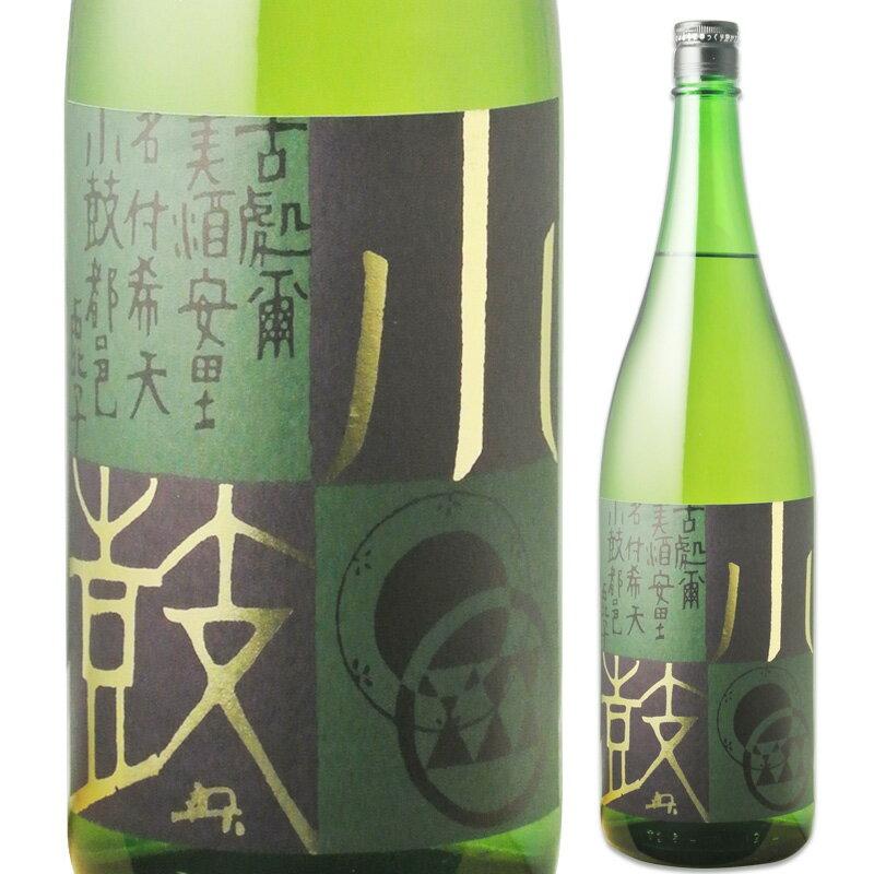小鼓 純米吟醸 1.8L(1800ml)※6本まで1個口で発送可能