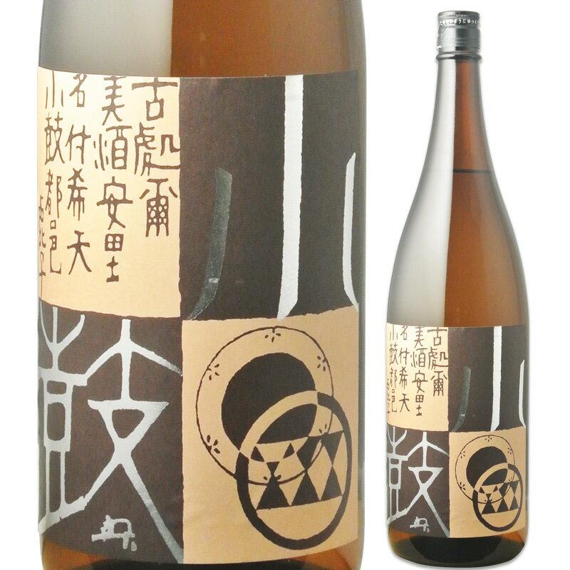 小鼓 純米酒 花 1.8L(1800ml)※6本まで1個口で発送可能