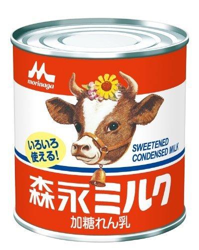 森永ミルク 加糖練乳 397g 5号缶