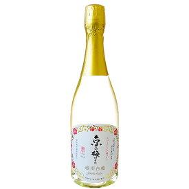 丹波ワイン 京の梅ワイン 城州白梅スパークリング 720ml※12本まで1個口で発送可能