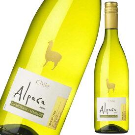 サンタ・ヘレナ アルパカ シャルドネ・セミヨン 750ml※12本まで1個口で発送可能※お届けするワインのヴィンテージが画像と異なる場合がございます。※ヴィンテージについては、ご注文前にお問い合わせ下さい。 お歳暮 御歳暮 ギフト