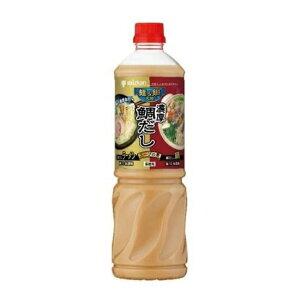 【ミツカン】 麺&鍋大陸 濃厚鯛だし スープの素 業務用 1150g