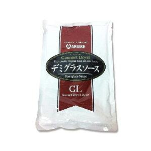 アリアケジャパン デミグラスソース GL 3kg 【大容量】【業務用】