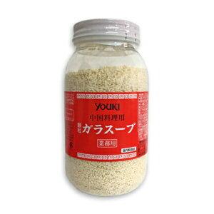 【ユウキ食品】中華料理用 顆粒ガラスープ 500g YOUKI 業務用