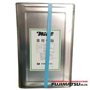 植田製油 ナイス 食用牛脂 16kg 業務用 一斗缶