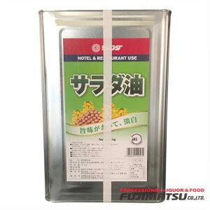 JFDA ジェフダ サラダ油 業務用 一斗缶 16.5kg