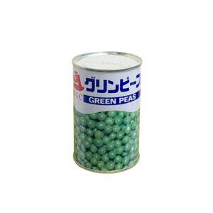 天狗 フレッシュ グリーンピース #4 450g 缶