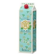 亀甲宮焼酎キンミヤ25度1,8Lパック宮崎本店甲類