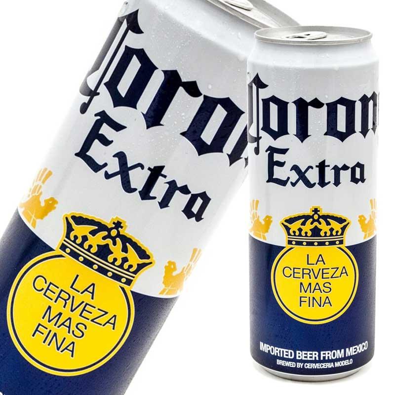 コロナビール エキストラ スリム缶 355ml×24本※2ケースまで1個口で発送可能