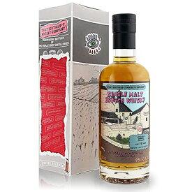 ブティックウイスキー(That Boutique-y Whisky) ボウモア 1998 バッチ17 19年 500ml 【箱付】 父の日 お中元 ギフト