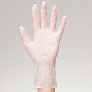 SARAYAプラスチック手袋EパウダーフリーMサイス100枚入サラヤ