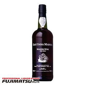 イーストインディア マデイラ ファインリッチ 750ml マデラ酒 お歳暮 御歳暮 ギフト