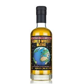 ブティックウイスキー(That Boutique-y Whisky) ワールドウイスキーブレンド 700ml お歳暮 御歳暮 ギフト