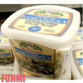 (クール便)クランブル ゴルゴンゾーラ イタリアン ブルーチーズ 680g 1717円【 BEL GIOIOSO CRUMBLED GORGONZOLA costco コストコ 通販 グルテンフリー 】