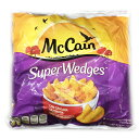 (冷凍便)マッケイン スーパーウェッジ ポテト 2kg 791円【 McCain フライドポテト コストコ costco 】