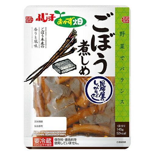 【クール便】ふじっ子 おかず畑 ごぼう煮しめ 145g 217円
