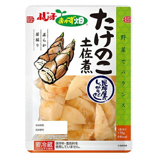 【クール便】ふじっ子 おかず畑 たけのこ土佐煮 170g 217円