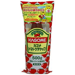 カゴメ トマトケチャップ 500g 1本 211円