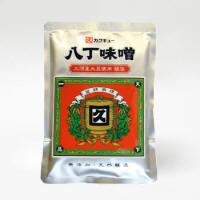 カクキュー三河産大豆 八丁味噌銀袋 300g 400円