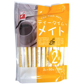 スプーン印 ティータイムメイト 2g×50本 1袋 172円【三井製糖】