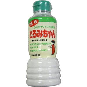 とろみちゃん 顆粒片栗粉 200g 1本 300円【コンビニ受取対応商品】