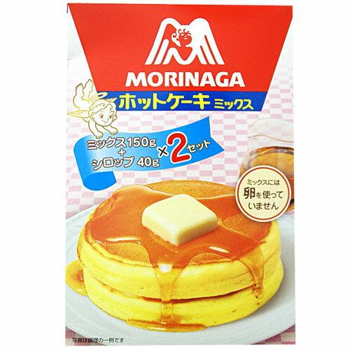 森永 ホットケーキミックス 300g 1箱 320円