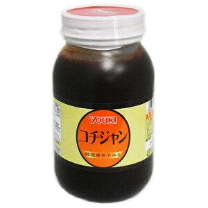 ユウキ食品 コチジャン 業務用 1kg 900円【 youki 韓国唐辛子みそ コチュジャン 】