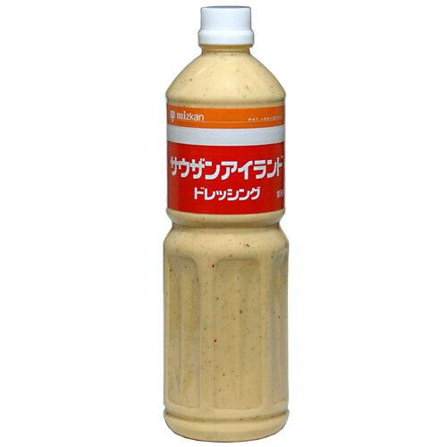 ミツカン サウザンアイランド ドレッシング 1L 業務用 770円