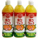POM ポンジュース オレンジ 1L 1000ml ペットボトル 235円x6本セット 1410円
