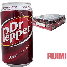 ドクターペッパー クラブマルチパック缶 350ml ×30缶 【00576864w Dr Pepper 国産 コカコーラ costco コストコ 】
