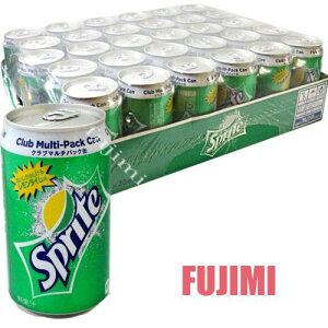 スプライト 350ml缶×30缶 【 Sprite Club Multi-Pack Can Coca-Cola 国産 コカコーラ costco コストコ 】