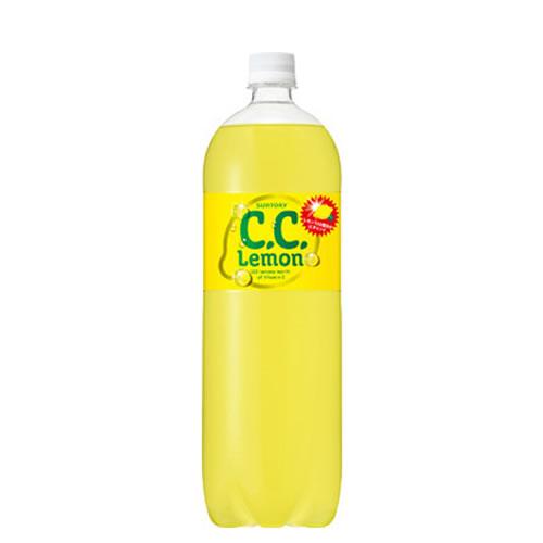 サントリー CCレモン 1.5L ペットボトル 1本 198円