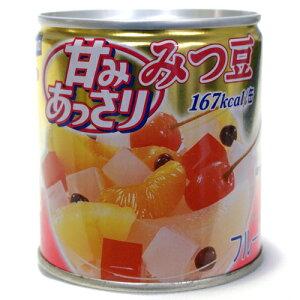 はごろも 甘みあっさり みつ豆缶詰 230円